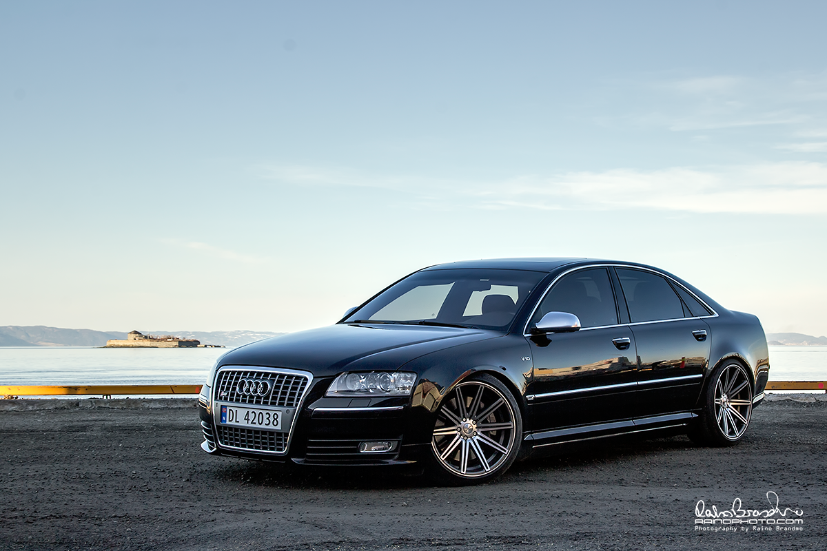 Audi S8 5 2 Fsi Quattro Photography By Raino Brandmo